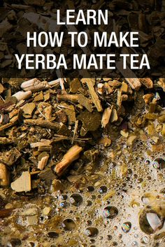 Learn about the different ways how to make Yerba Mate, the traditional South American brew that is considered the Drink of the Gods. Smoothies, Smoothie Recipes, Yerba Mate Tea, Loose Leaf Tea, Tea Recipes, Iced Tea, Healthy Mind, Healthy Options, Herbal Remedies