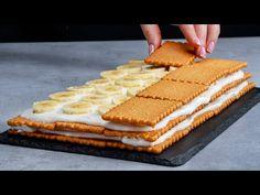 Никакой духовки и часов проведенных на кухне! Удивите всех красочным фруктовым тортом!  Appetitno.TV - YouTube Napoleon Cake, Biscuits, Honey Cake, Cheesecakes, Tofu, Chocolate Cake, Tiramisu, Waffles, Oreo