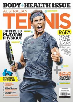 Check our latest article in Australian Tennis magazine!