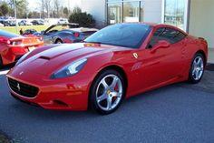 2013 Ferrari California (Stock# C5544)