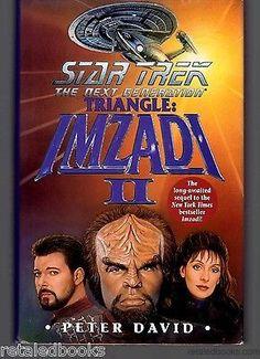 Imzadi II: Triangle (Star Trek: The Next Generatio