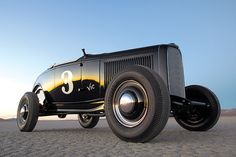 The Edelbrock 1932 Ford Roadster is one of the most recognized cars in all of hot rodding.