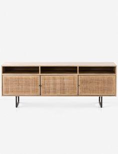 Hannah Sideboard, Natural Sideboard, Unique furniture