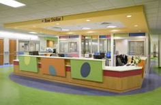 The new cardiac ICU at Children's National Medical Center, Washington, D.C.