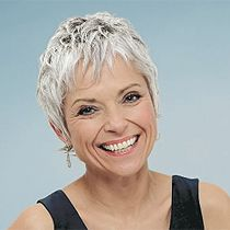 Calgarian Laura Wershler was chosen by Dove to advertise its hair products.