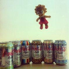 Colección verano 2013 Chile Coca Cola
