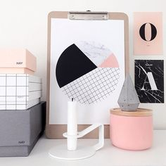 """560 Likes, 34 Comments - Tarina Lyell (@oh.eight.oh.nine) on Instagram: """"•BLUSH• This gorgeous set up featuring my 'Oh Marble Blush' print is styled to perfection by…"""""""