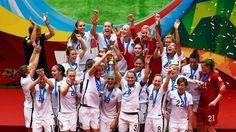 Fútbol Femenino: la FIFA aspira a que haya 45 millones de futbolistas en 2019