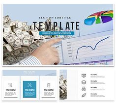 Financial Analysis Solution Search Keynote Templates  Keynote