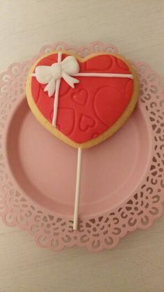 Steccobiscotto di San Valentino!