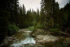 St Anton, Mountain Village, Holiday Resort, Waterfall, River, Summer, Outdoor, Outdoors, Waterfalls