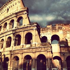 Colosseo in Roma, Lazio the first of the 7 NEW wonders of the world