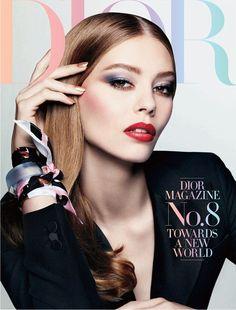 cool Dior Magazine # 8 | Ondria Hardin by Craig McDean  [Beauty]