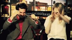 Andrew Garfield And Emma Stone | 19 People We Wish We Worked With