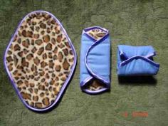 How to make your own washable menstrual pads
