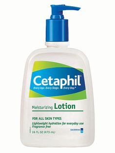 Cetaphil moisturizing lotion as face wash - mild and doesn't leave skin tight or dry....perfect for winter!