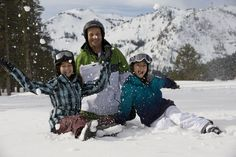 Christmas Ski Adventures and Events in The Sierra