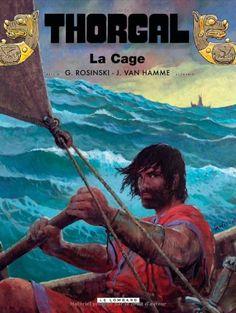 Thorgal, tome 23 : La Cage de Grzegorz Rosinski