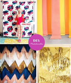 Photo booth Backdrops   Smith, Here!
