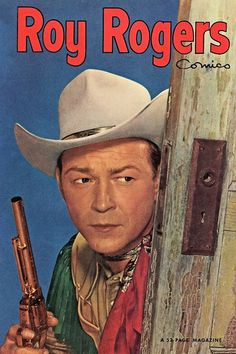 A cover gallery for the comic book Roy Rogers Comics Rogers Tv, Roy Rogers, Star Comics, Old Comics, Western Comics, Western Art, Vintage Comic Books, Vintage Comics, Stuttgart Arkansas