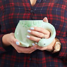 Sleeping Dino Mug for tea and coffee Low Carb Raffaello, Ceramic Pottery, Ceramic Art, Mug Cakes, To Go Becher, Passion Deco, Cool Mugs, All I Ever Wanted, Tea Mugs