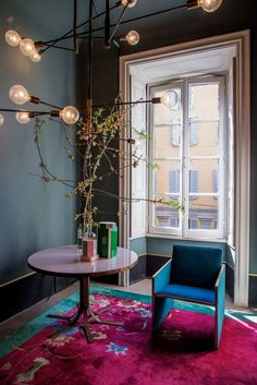 """""""Unconventionally chic interiors have made Dimore Studio the design firm of the moment"""" - STEPHEN HEYMAN - (Design Ideas by eclectic duo Dimore Studio: Britt Moran & Emiliano Salci)"""