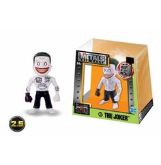 Jada Suicide Squad M427 The Joker Figure 2.5 inch