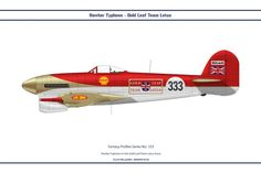 Gold Leaf Team Lotus Formula One concept fighter jet airplane