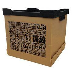 HMV Original K-ON!! Record Container Beige | HMV&BOOKS online : Online Shopping & Information Site - HMVKRCBG [English Site]