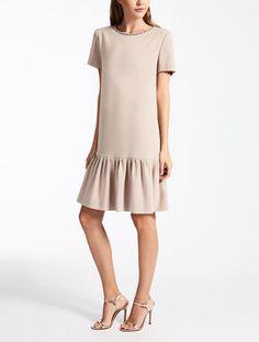 Платье из кади