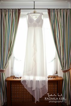 light wedding dress by © radmila kerl photography munich