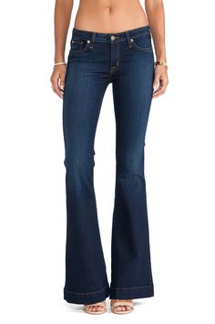 70505791663 Hudson Jeans Ferris Flares in Bombshell Jeans For Sale