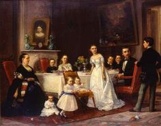 The Family - by George Henry Story