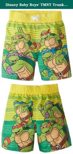 111ae81bc9 Swim 12 Months, Turtles Navy Blue Nickelodeon TMNT Teenage Mutant Ninja  Turtles Boys Swim Trunks Swimwear