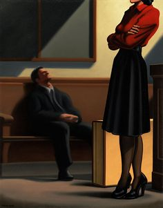 Kenton Nelson, Without a Watch