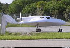Wingco Atlantica; 5 passenger, blended wing body aircraft...
