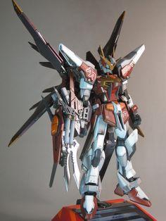 HG 1/144 Build Akatsuki (Bandai Proshop Limited) Custom Build - Gundam Kits Collection News and Reviews