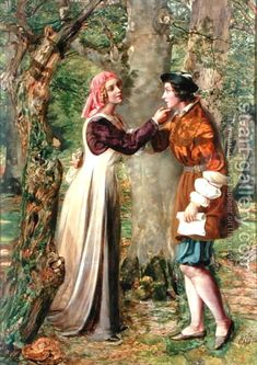 the characters of rosalinda and celia in as you like it Rosalind as you like it character rosalind - robert walker macbethjpg  rosalind by robert walker macbeth created by, william shakespeare  information family, orlando (husband) duke senior (father) celia (cousin) role,  protagonist rosalind is the heroine and protagonist of the play as you like it ( 1600) by william  'of all the sweet feminine names compounded from rosa,  that of rosa-linda.