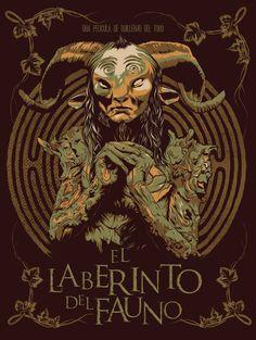 Pan's Labyrinth #GuillermoDelToro #PansLabyrinth