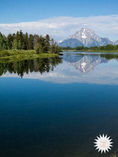 Grand Teton National Park and Yellowstone National Park