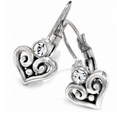 Brighton Alcazar Leverback Earrings