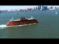 The Staten Island Ferry - YouTube