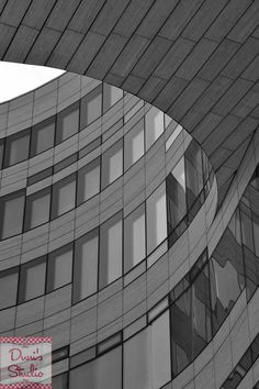 Architecture photography travel photo black by DuniStudioDesign, $17.00