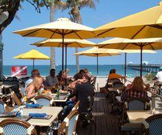 Aruba Beach Cafe - Lauderdale-by-the-Sea, FL   Yum