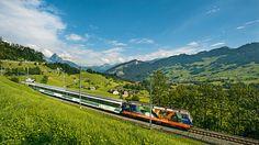 Voralpen-Express - Switzerland Tourism