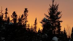 Lueur du Nord - null Celestial, Sunset, Outdoor, Photography, Outdoors, Sunsets, Outdoor Games