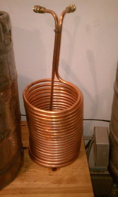 Why I switched back to an Immersion Wort Chiller  By:  Tom Ayers