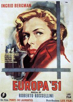 Roberto Rossellini [ Europa '51 ] 1952