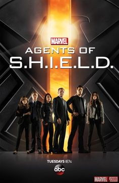 Watch Marvel's Agents of S.H.I.E.L.D. Tuesdays at 8:00 p.m. ET on ABC