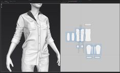 The Making of Re-imagined Ellie (The Last of Us Fanart) — RAY LE